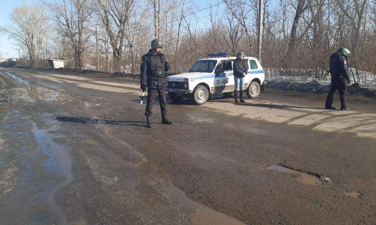 Сегодня, 25 марта, силовики пepeкрыли полностью дорогу на выезде из Челябинска в сторону Копейска