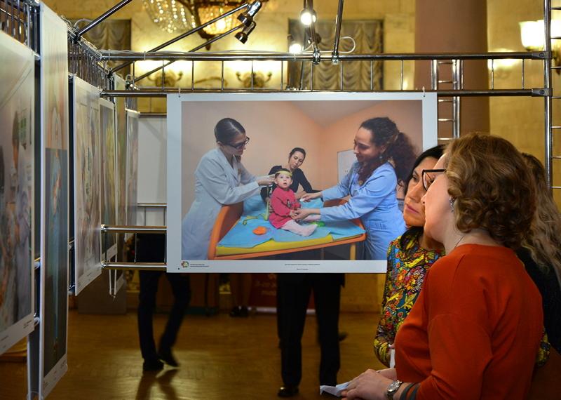 Государственный исторический музей Челябинской области подготовил фотовыставку «Здоровье детей Юж