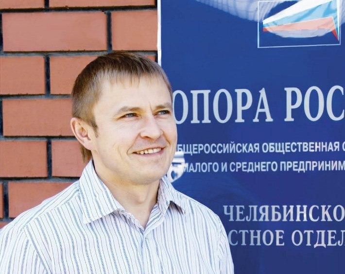 «С вероятностью 99% Александр Калинин будет избран президентом «Опоры России», - рассказал замест