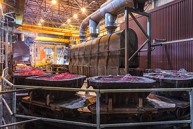 Русская медная компания (АО «РМК») подвела производственные итоги 2018 года своих металлургически