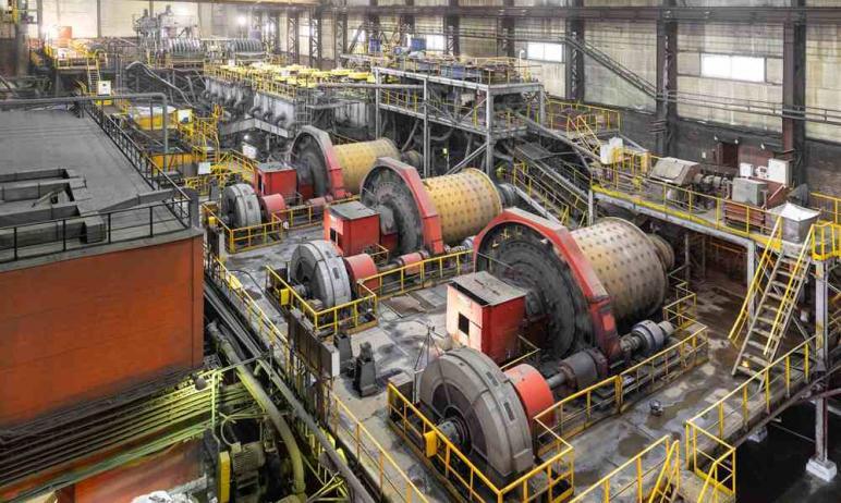 Предприятие АО «Карабашмедь» (Челябинская область, входит в Группу «Русская медная компания») пов