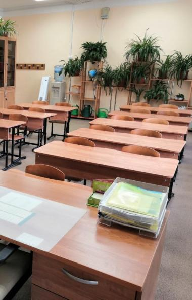 В школах Озерского городского округа (Челябинская область), а также в учреждениях начального и ср