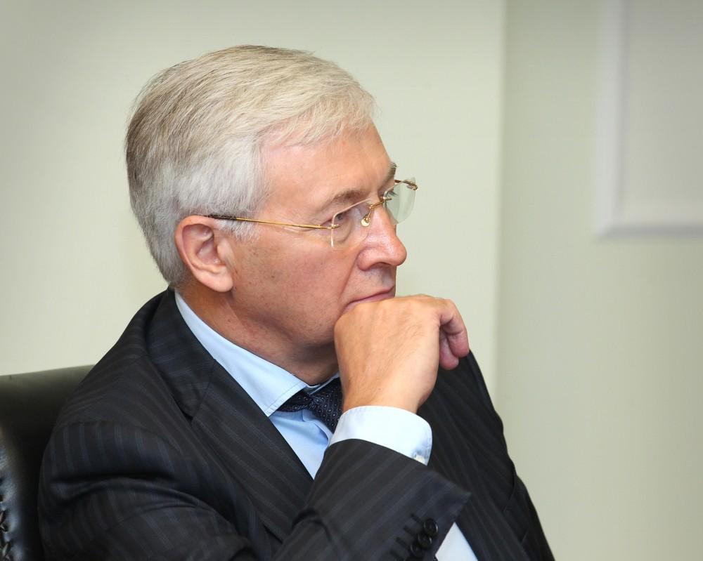Первый заместитель председателя ЗСОЮрий Карликанов прокомментировал состоявшеес