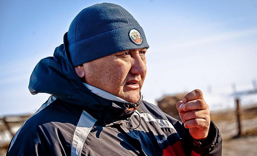 Разносторонний специалист с высшим образованием Айдархан Карсакбаев основал своё хозяйство в нача
