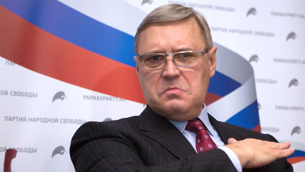 Российскую делегацию в Польше возглавляла «Партия народной свободы» (ПарНаС) во главе с бывшим пр