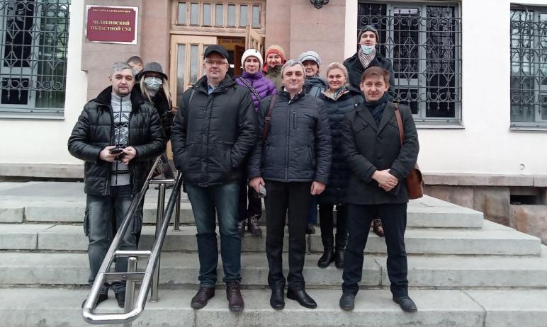 Сегодня, 17 ноября, экологу-юристу Владимиру Казанцеву была изменена мера пресечения