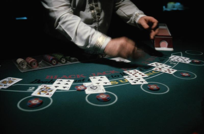 В Челябинске на одно подпольное казино стало меньше. В ночь с воскресенья на понедельник, 2 апрел