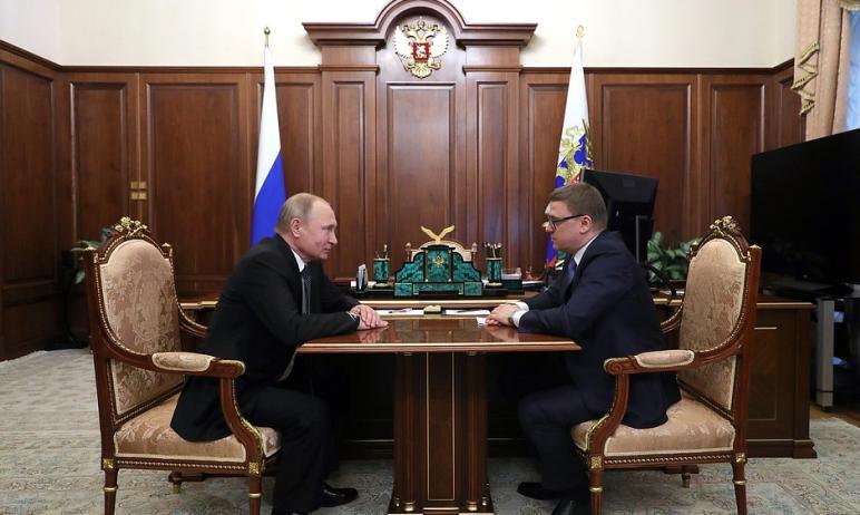 Президент России Владимир Путин на заседании Госсовета поинтересовался у губернатора Челябинской