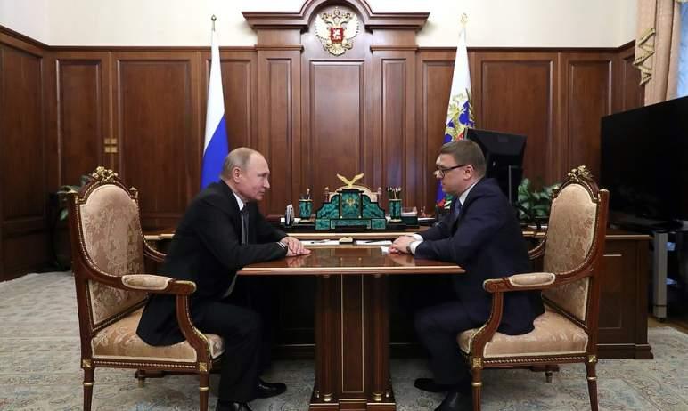 В пятницу, шестого августа, президент Российской Федерации Владимир Путин совершает рабочую поезд