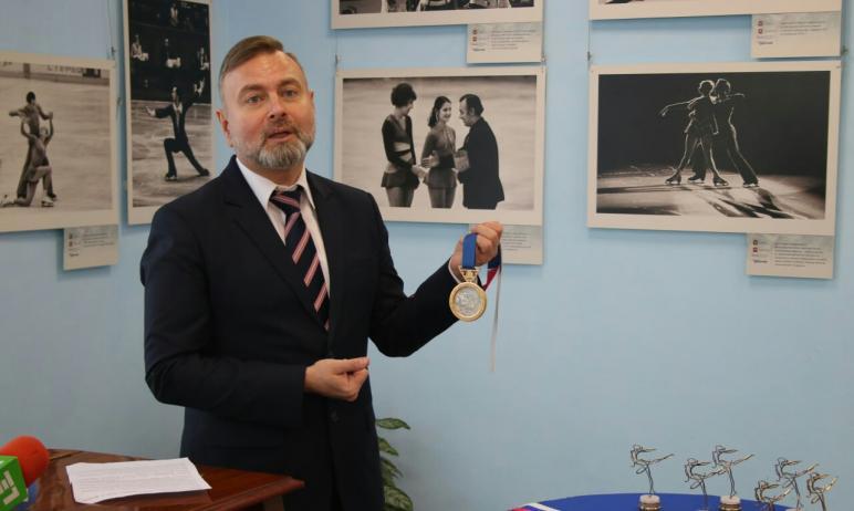 Сегодня, 10 декабря, в Челябинске презентовали награды, которые получат победители и призеры чемп