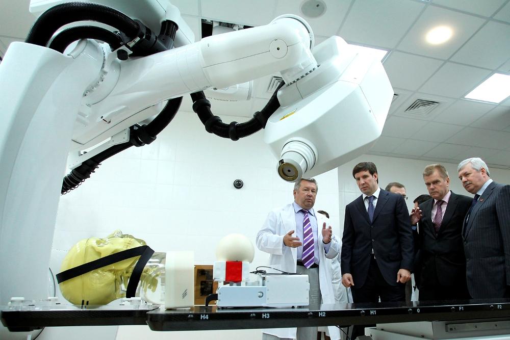 Как сообщили в пресс-службе губернатора Челябинской области, уникальная медицинская система для