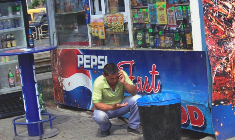 В Челябинске новый порядок демонтажа незаконных нестационарных объектов дал своим плоды – на Топо
