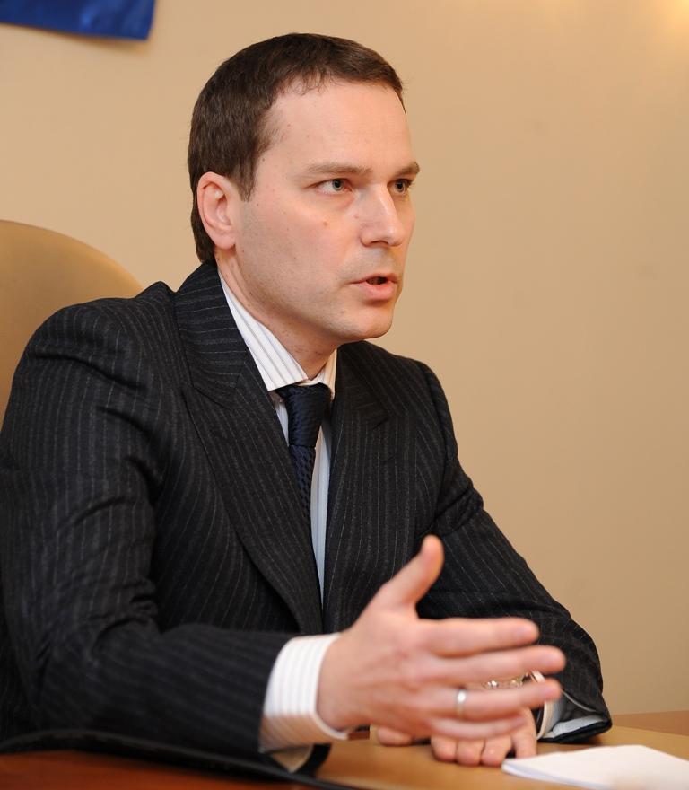 Новый генеральный директор ОАО Челябэнергосбыт Павел Киселев, назначенный Советом директоров пос