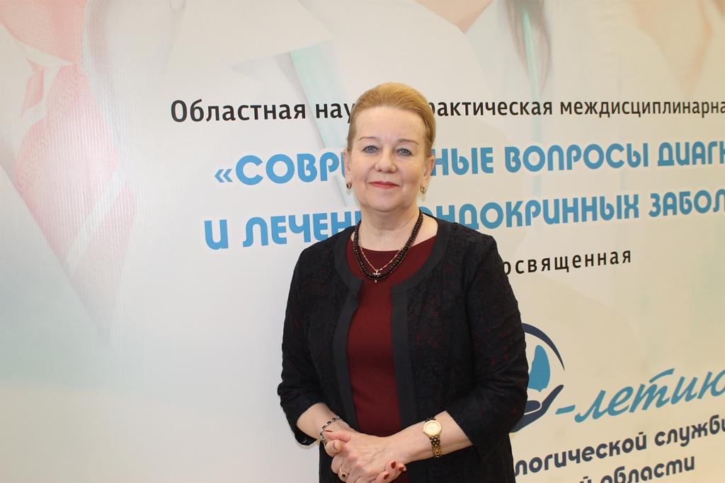Эндокринологическая служба Челябинской области отметила 70-летний юбилей. Благодаря профессионали