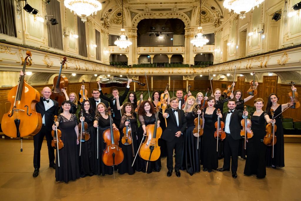 В Челябинской области на базе филармонического оркестра под управлением заслуженного артиста Росс