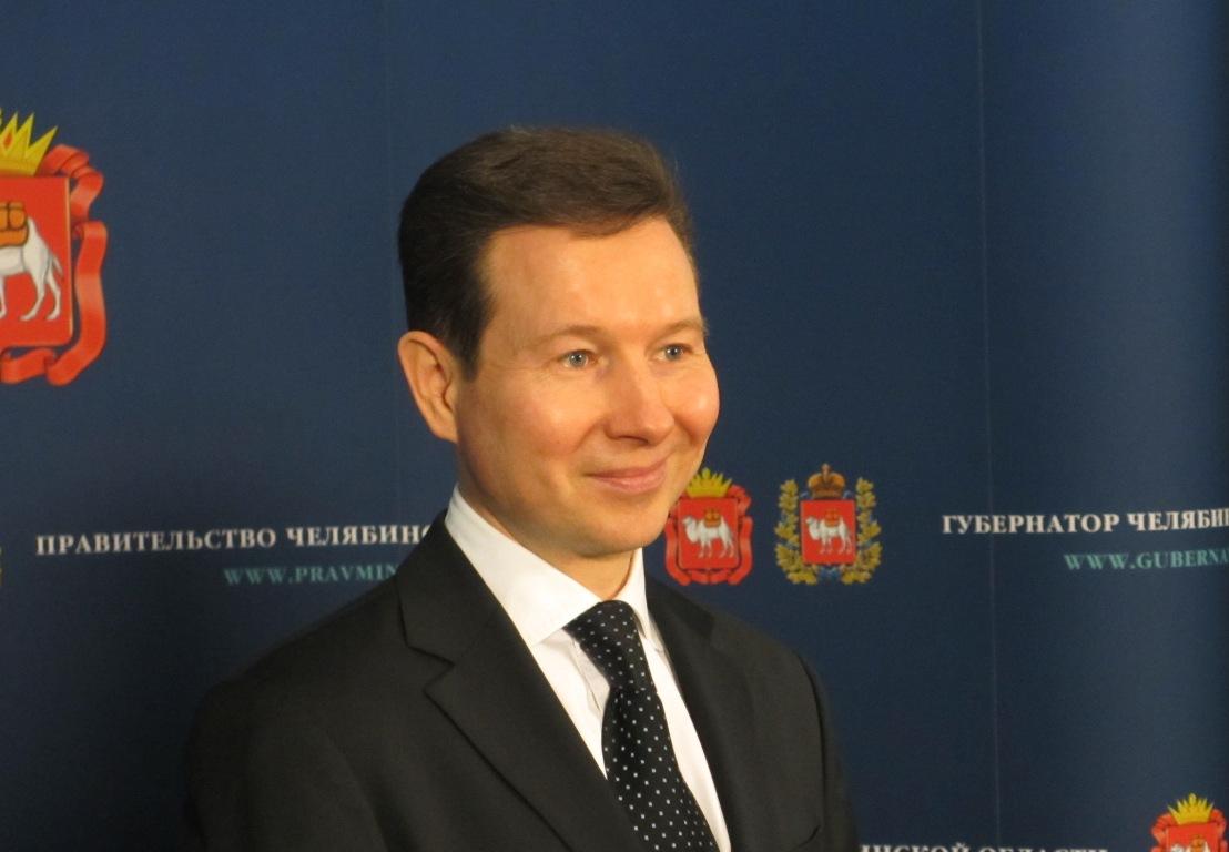 «В настоящее время в управлении госслужбы, ведающем кадровыми вопросами в правительстве Челябинск