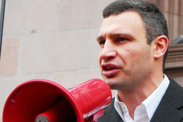 Как стало известно агентству «Урал-пресс-информ» из выступления киевского градоначальника, такое