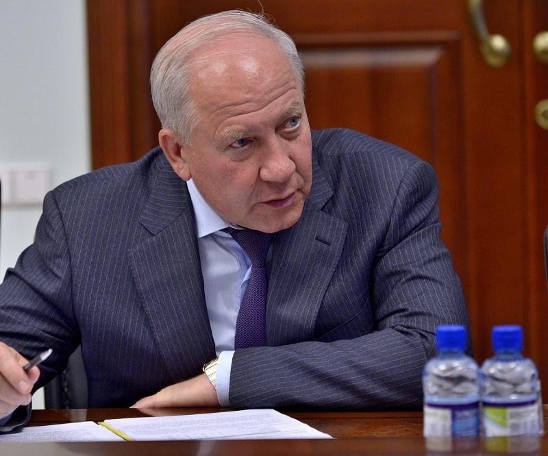 Министерство общественной безопасности Челябинской области возглавит заместитель губернатора Олег