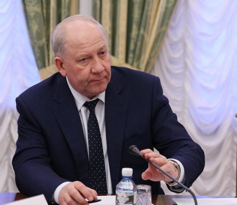 Исполняющий обязанности заместителя губернатора Челябинской области – министр общественной безопа