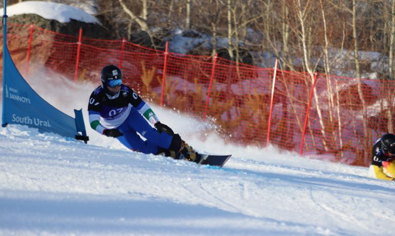Более 120 спортсменов из 16 стран выступят на этапе Кубка мира по сноуборду в параллельных дисцип
