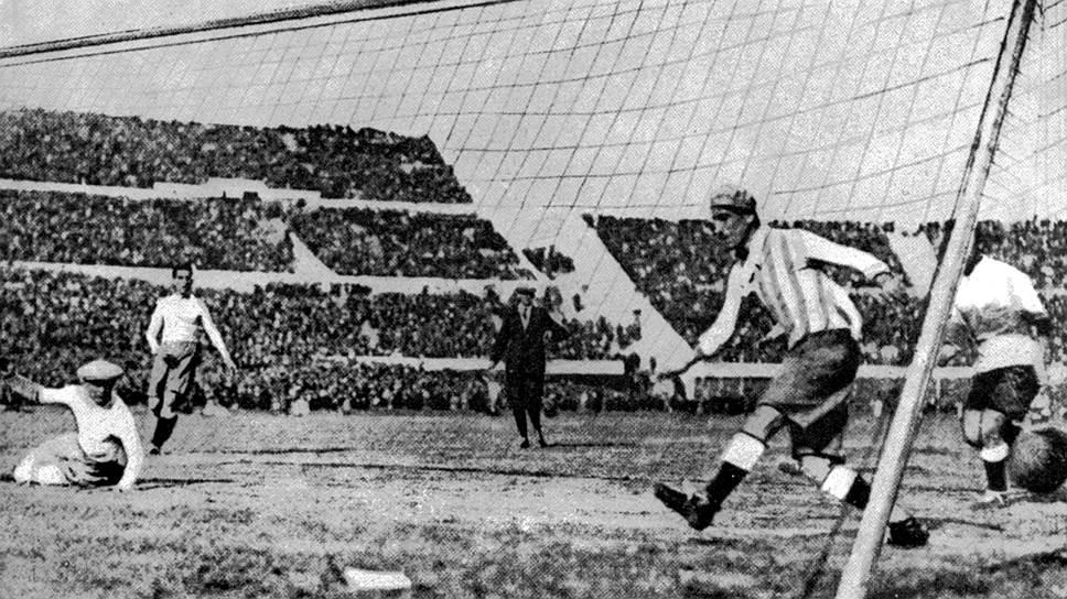 Сегодня, 13 июля, исполняется 88 лет со дня проведения первого в истории Чемпионата мира по футбо