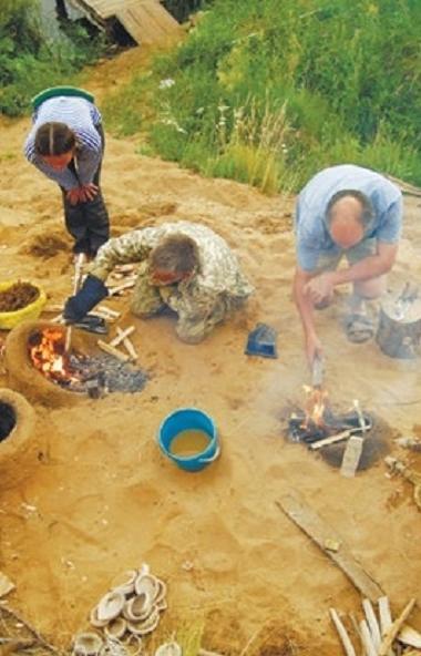 Челябинские археологи открыли новые подробности сосуществования разных групп населения бронзового