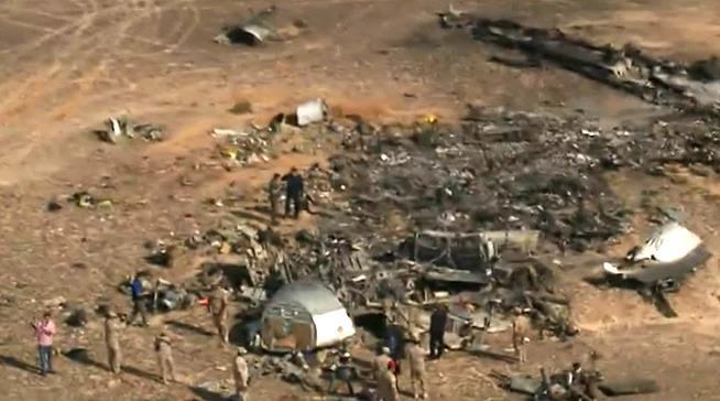 Бомбу на борт лайнера «Когалымавиа», вероятно, пронес кто-то из обслуживающего персонала аэропорт