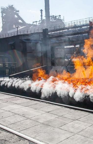 ПАО «Магнитогорский металлургический комбинат» реализует природоохранные инициативы при содействи