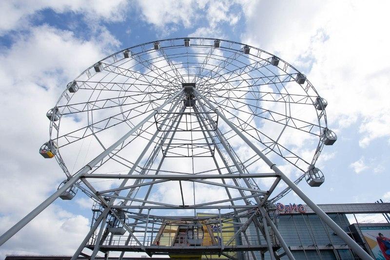 Жители и гости Челябинска теперь могут обозревать мегаполис с большой высоты в компании с Владими