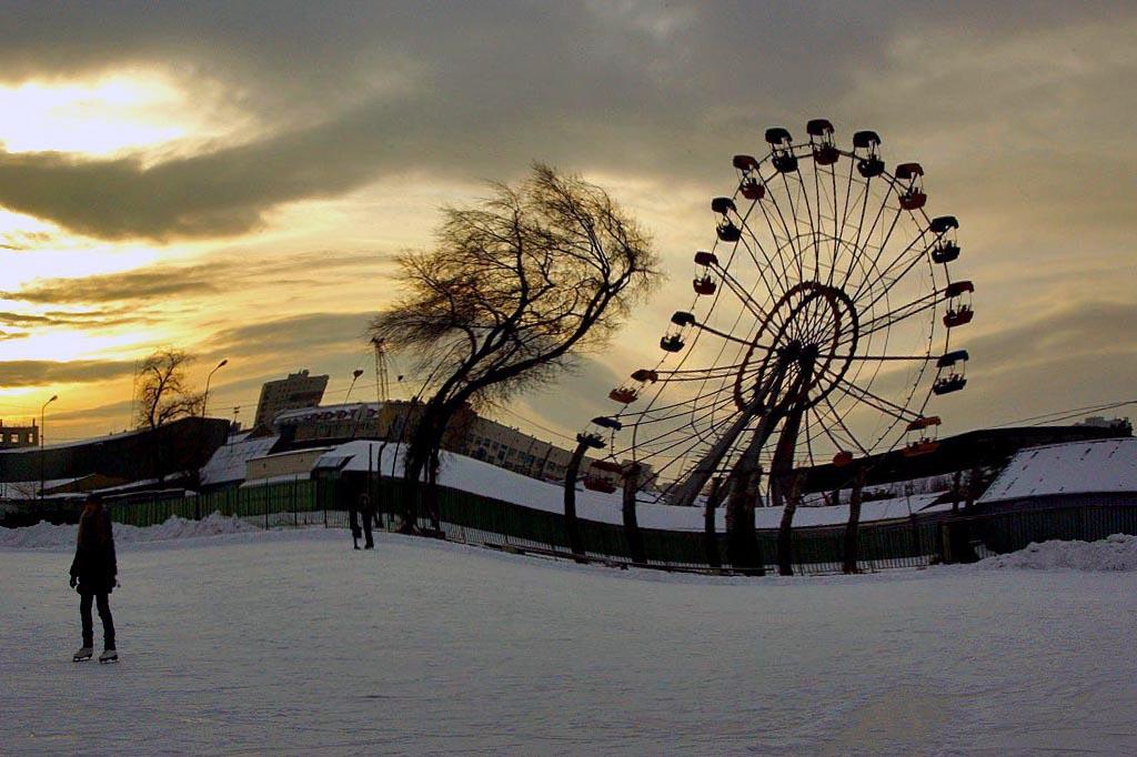 В Челябинске в новогодние праздники серьезно пострадала на льду 61-летняя женщина. Нетрезвая пенс