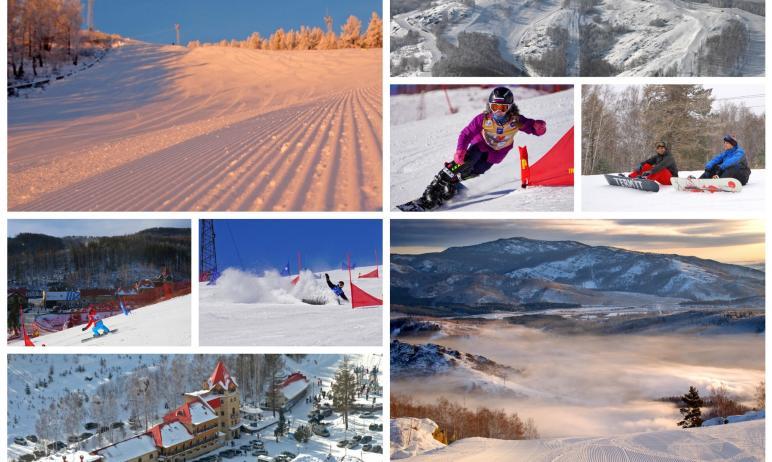 На территории популярного горнолыжного курорта ПАО «ММК» «Абзаково»