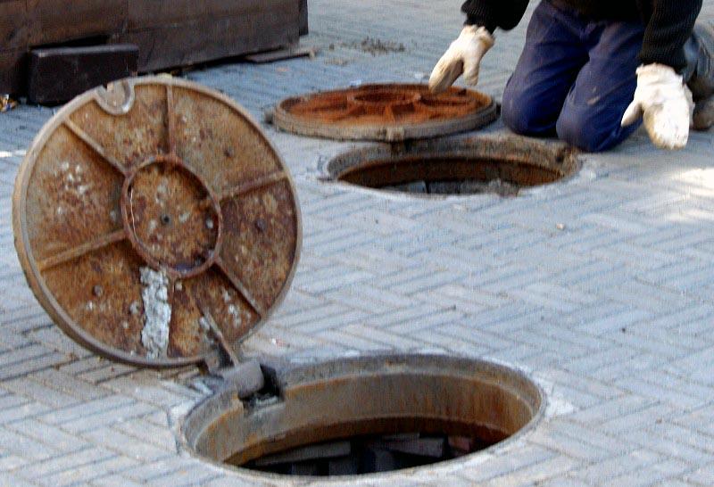 Александр Шабалинотметил, что сейчас централизованная система ливневой канализац