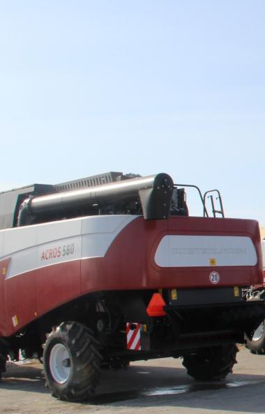Агрохолдинг «Равис» (Челябинская область) посетили гендиректор, член совета директоров АО «Росагр