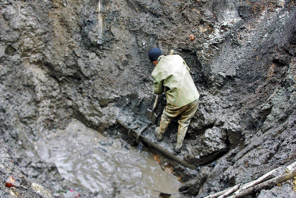 3 декабря по улице Агалакова была зафиксирована утечка на водоводе. В тот же день был организован