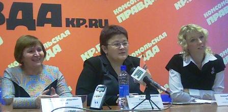 Как отметила Виктория Сахарова, заместитель начальника отдела охраны материнства и детства Управл