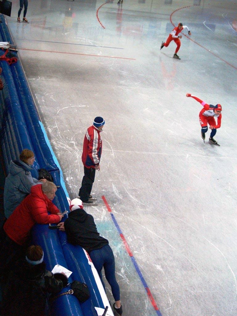 В рамках III этапа Кубка проводятся ежегодные традиционные всероссийские соревнования на приз Лед