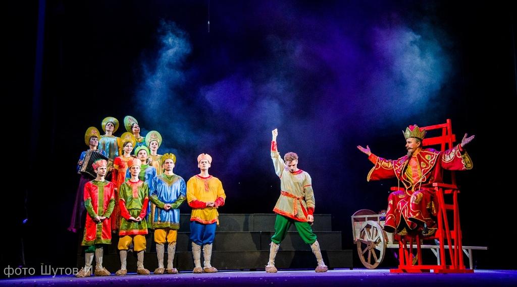 На IX Межрегиональном фестивале «Ирбитские подмостки» Челябинский молодёжный театр за спектакль «