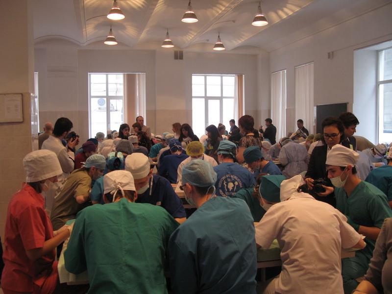 Челябинскую медицинскую академию представляли 19 студентов третьих-шестых курсов. По результатам