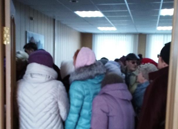 В городе Коркино (Челябинская область) сегодня, 21 марта, были сорваны - не без помощи районных ч