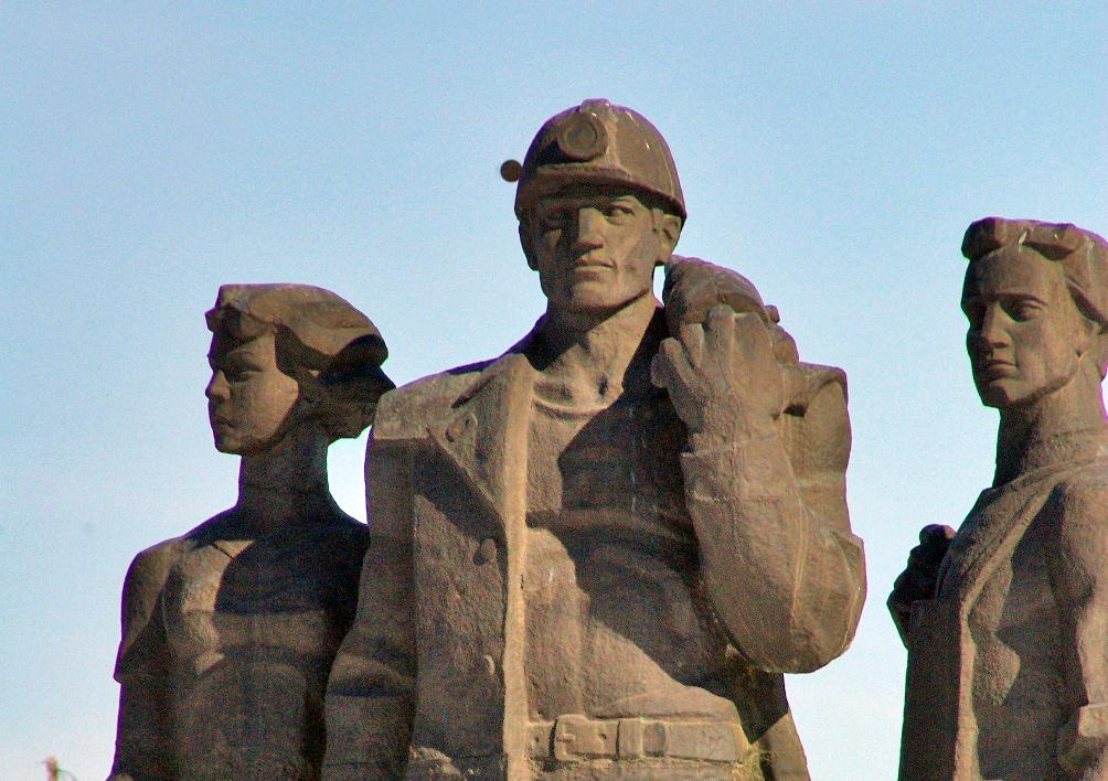 ЧУК выступила с инициативой возвести мемориал еще в прошлом году. Власти Коркино поддержали идею,