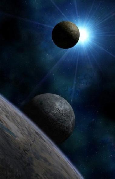 Ученые НАСА обнаружили в воде, выбрасываемой гейзерами Энцелада, спутника Сатурна, основные