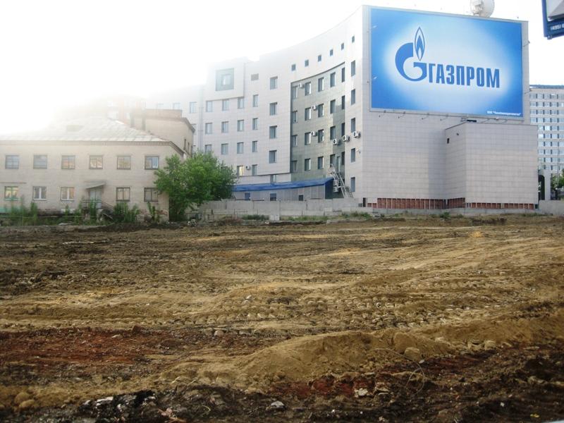 Напомним, что несколько лет назад на месте бывшей прядильно-ткацкой фабрики после демонтажа здани