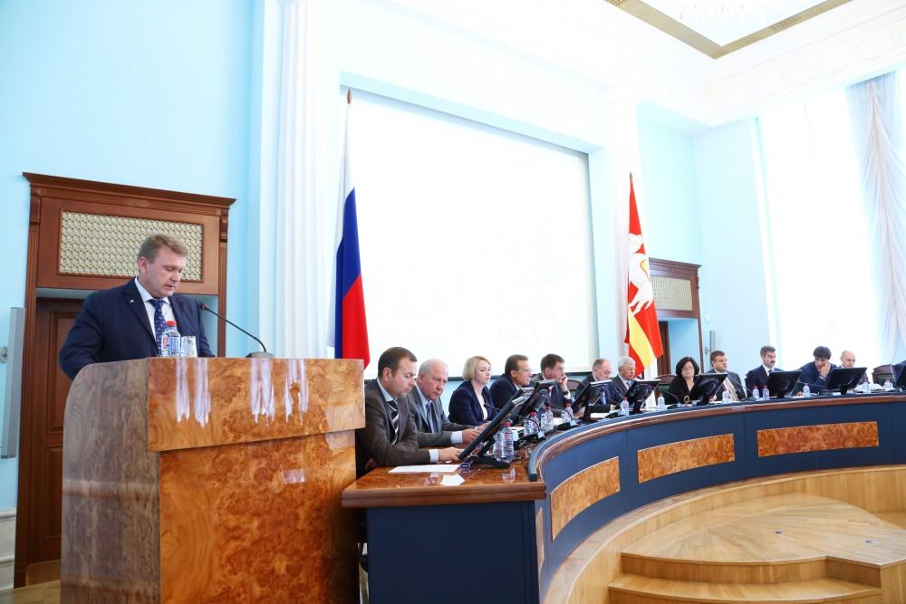 Накануне нового отопительного сезона Павел Котов назвал ситуацию с долгами за газ катастрофическ
