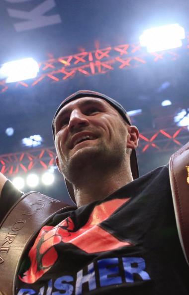 Уроженец Челябинской области, действующий чемпион мира WBO в полутяжелом весе Сергей Кова