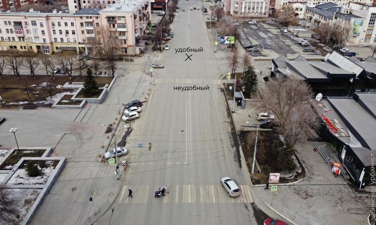 Челябинский урбанист Лев Владов в своем сообществе в ВКонтакте заявил о неграмотной планировке уч