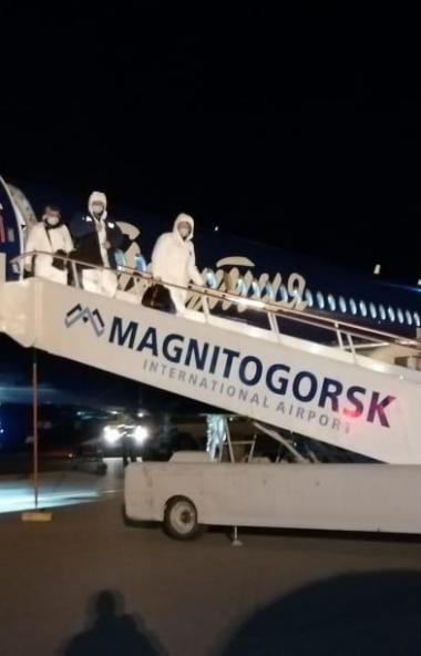 Специальный борт из Республики Якутия доставит вахтовиков в Челябинскую область в четверг, седьмо