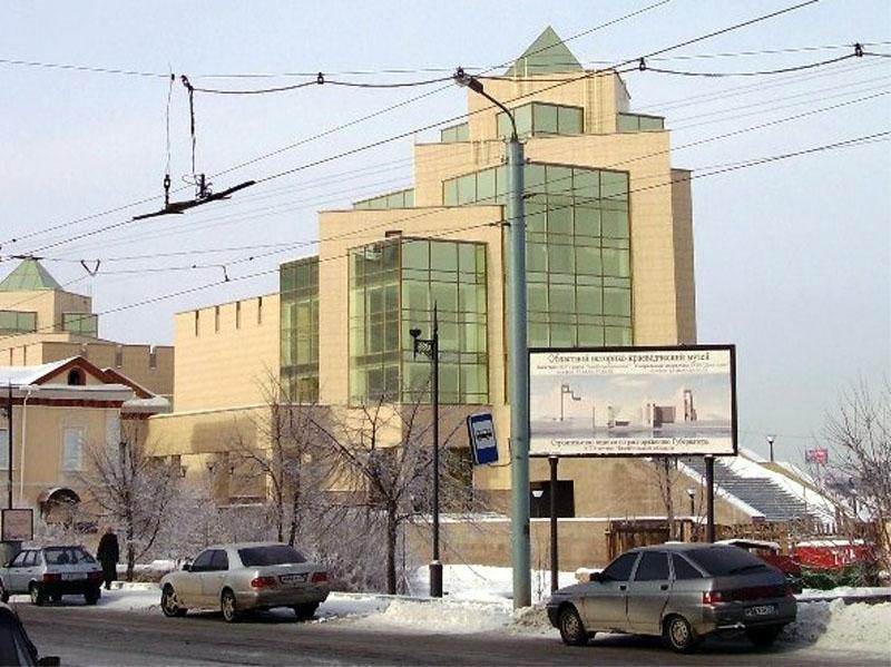 Как сообщают агентству «Урал-пресс-информ» организаторы экспозиции, зрители увидят более 50 пейза
