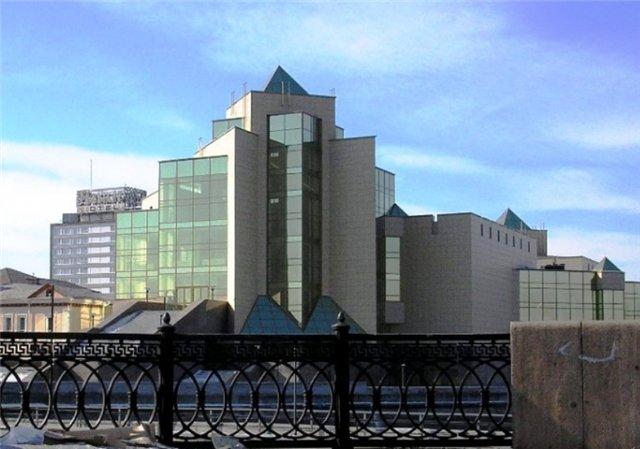 20 апреля в 11 часов и в 14 часов начнется спектакль «Алые паруса» (Челябинский государс