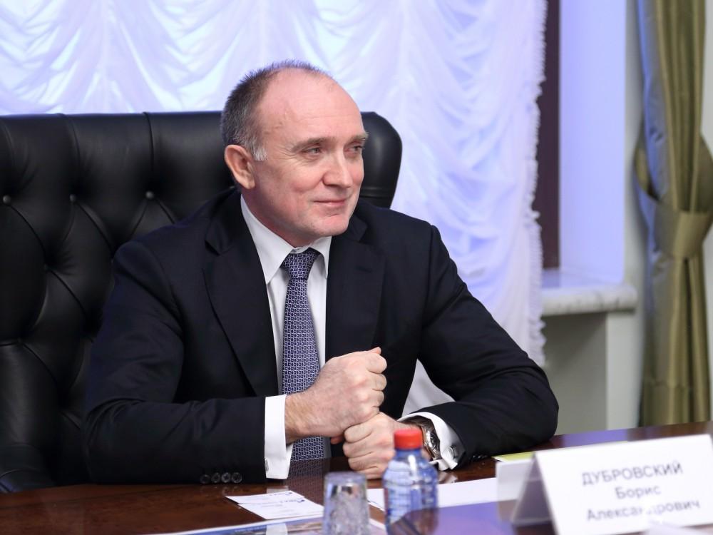 На встрече председатель общественного движения доложил главе региона о текущей деятельности штаба