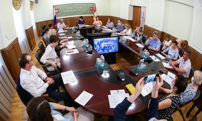 В Челябинске с трёхдневным рабочим визитом побывал эксперт министерства просвещения России, дирек